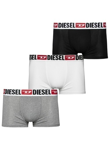 Diesel DIESEL ERKEK 3 LÜ BOXER 00ST3V-0DDAI-E4157 Renkli